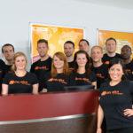 Crew vom Hostel Köln