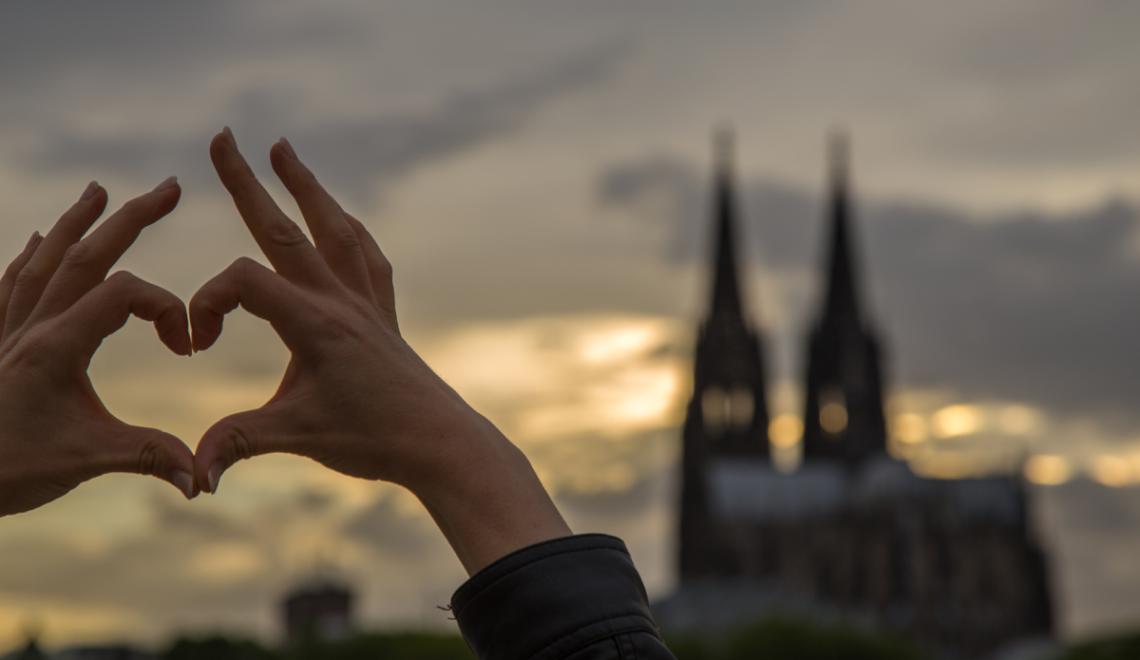 Köln entdecken vom Hostel Köln aus