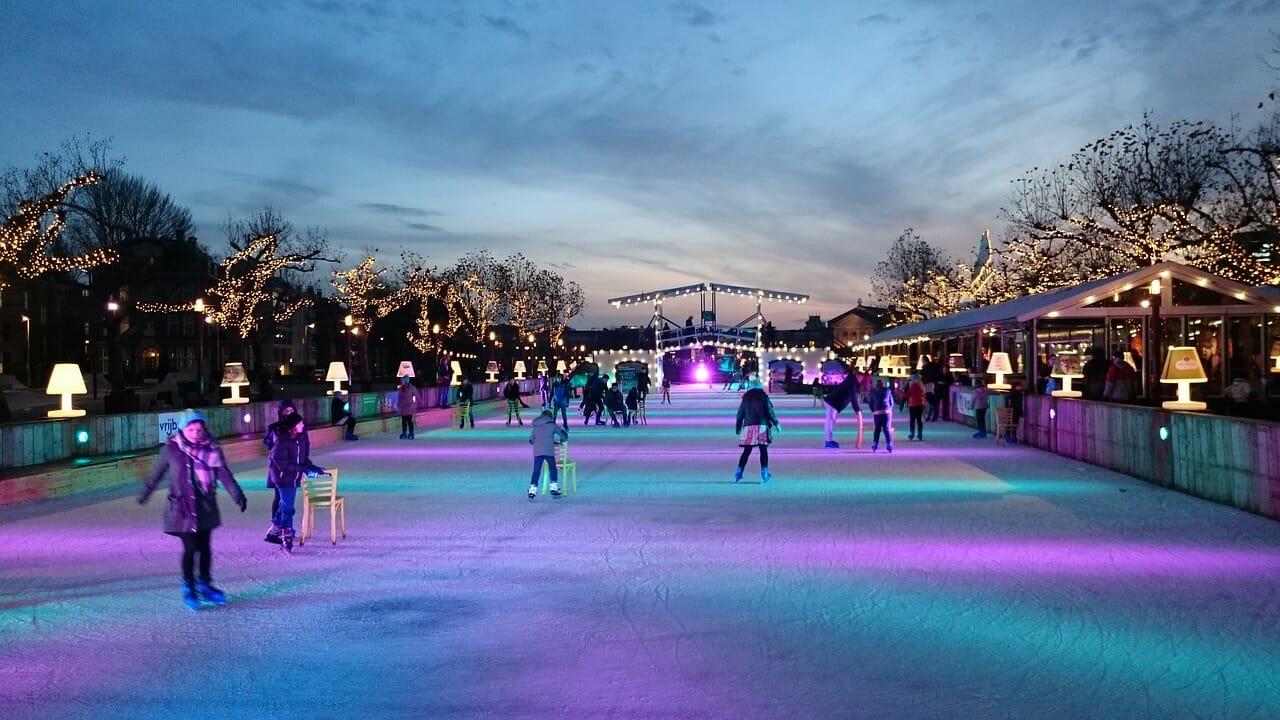 Eislaufen in Köln