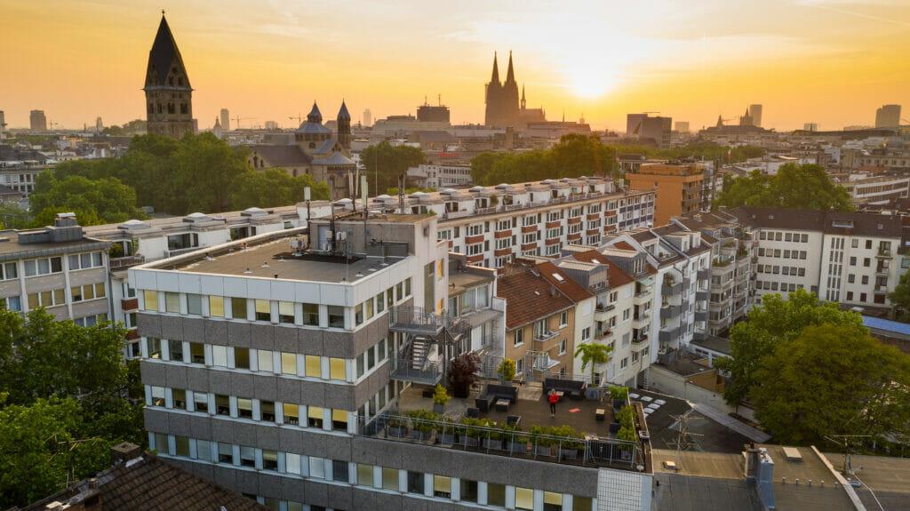 Das Hostel Köln im Zentrum von Köln