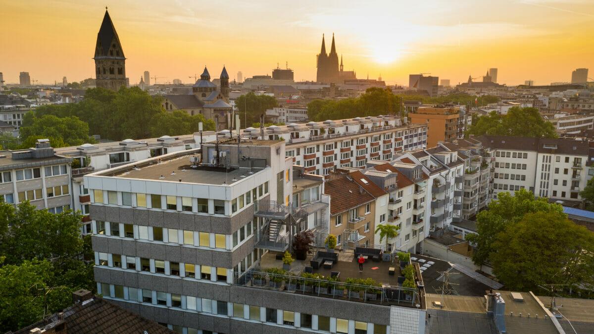 Günstig übernachten in Köln? Na bei uns im Hostel Köln!