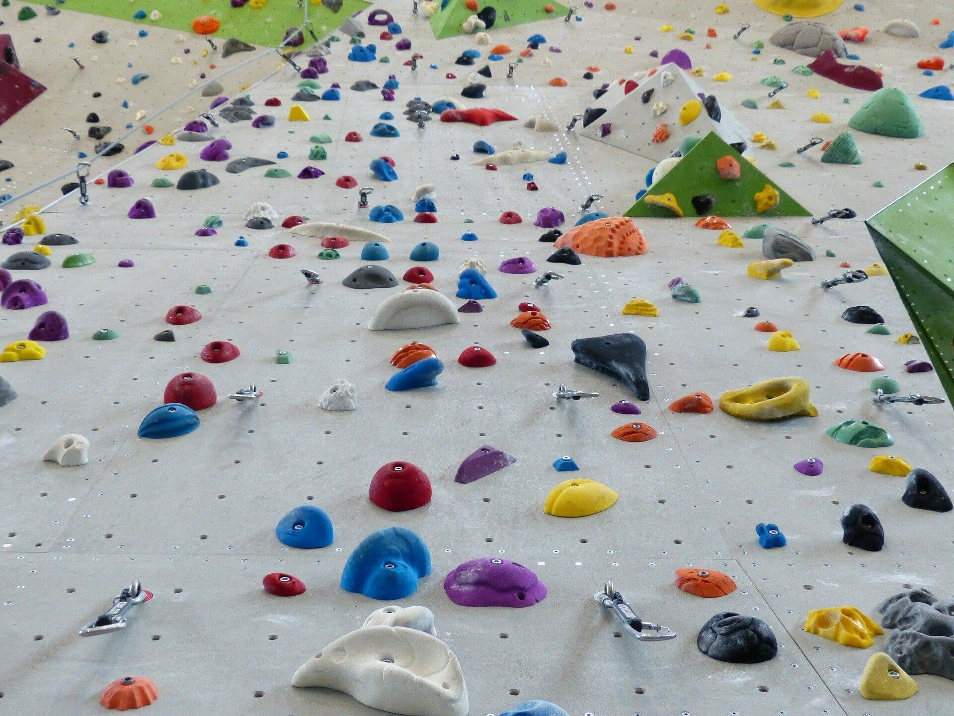 Klassenfahrt Köln Programm Kletterhalle